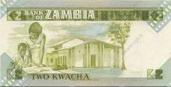 2 Kwacha ZAMBIE  1980 P.24b NEUF