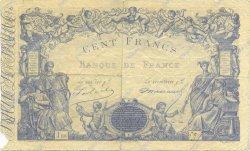 100 Francs 1862 Indices Bleus FRANCE  1864 F.A34.02 pr.TTB