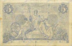 5 Francs NOIR FRANCE  1873 F.01.16 TB+