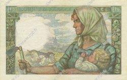 10 Francs MINEUR FRANCE  1945 F.08.13 SUP