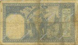 20 Francs BAYARD FRANCE  1917 F.11.02 B+