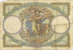 50 Francs LUC OLIVIER MERSON FRANCE  1928 F.15.02 B+