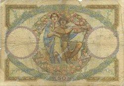 50 Francs LUC OLIVIER MERSON FRANCE  1928 F.15.02 pr.B