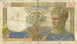 50 Francs CÉRÈS FRANCE  1935 F.17.05 TB