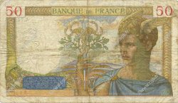 50 Francs CÉRÈS FRANCE  1935 F.17.05 pr.TB