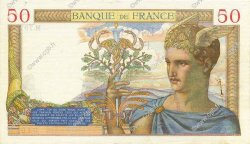 50 Francs CÉRÈS FRANCE  1935 F.17.05 pr.SUP