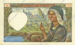 50 Francs JACQUES CŒUR FRANCE  1941 F.19.16 SUP+