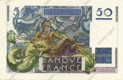 50 Francs LE VERRIER FRANCE  1948 F.20.10 SPL