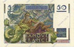50 Francs LE VERRIER FRANCE  1948 F.20.10 SUP+