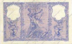 100 Francs BLEU ET ROSE FRANCE  1904 F.21.18 TB à TTB