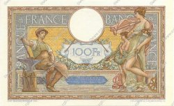 100 Francs LUC OLIVIER MERSON grands cartouches FRANCE  1933 F.24.12 SPL+