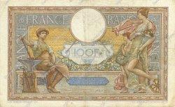 100 Francs LUC OLIVIER MERSON type modifié FRANCE  1937 F.25.05 TB