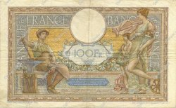 100 Francs LUC OLIVIER MERSON type modifié FRANCE  1938 F.25.09 TTB