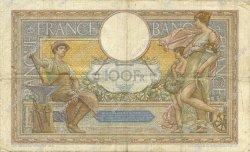 100 Francs LUC OLIVIER MERSON type modifié FRANCE  1938 F.25.15 TB