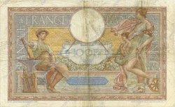 100 Francs LUC OLIVIER MERSON type modifié FRANCE  1938 F.25.30 TB