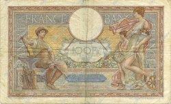 100 Francs LUC OLIVIER MERSON type modifié FRANCE  1938 F.25.35 pr.TTB