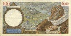 100 Francs SULLY FRANCE  1939 F.26.08 TTB+