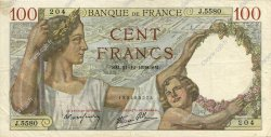 100 Francs SULLY FRANCE  1939 F.26.18 pr.SUP