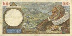 100 Francs SULLY FRANCE  1939 F.26.19 TB