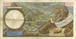 100 Francs SULLY FRANCE  1940 F.26.34 TB+