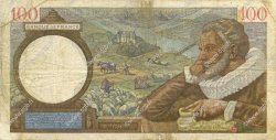 100 Francs SULLY FRANCE  1940 F.26.39 TB