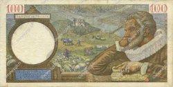 100 Francs SULLY FRANCE  1940 F.26.43 TTB+