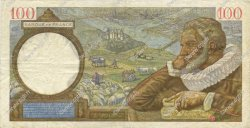 100 Francs SULLY FRANCE  1941 F.26.46 pr.TTB