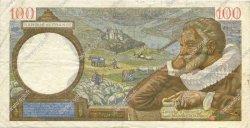 100 Francs SULLY FRANCE  1941 F.26.57 TTB