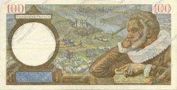 100 Francs SULLY FRANCE  1942 F.26.67 TTB