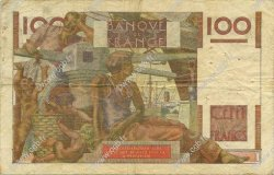 100 Francs JEUNE PAYSAN FRANCE  1948 F.28.17 TB+