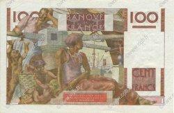 100 Francs JEUNE PAYSAN FRANCE  1952 F.28.32 SUP à SPL