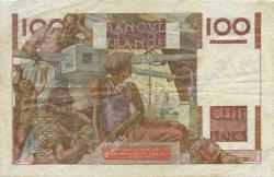 100 Francs JEUNE PAYSAN FRANCE  1952 F.28.34 TTB