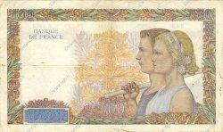 500 Francs LA PAIX FRANCE  1942 F.32.31 TB