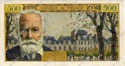 500 Francs VICTOR HUGO FRANCE  1954 F.35.03 pr.TTB