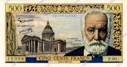 500 Francs VICTOR HUGO FRANCE  1958 F.35.08 pr.NEUF