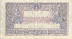 1000 Francs BLEU ET ROSE FRANCE  1922 F.36.38 TTB