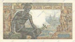 1000 Francs DÉESSE DÉMÉTER FRANCE  1942 F.40.05 SUP+