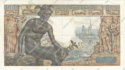 1000 Francs DÉESSE DÉMÉTER FRANCE  1942 F.40.06 pr.SUP