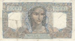 1000 Francs MINERVE ET HERCULE FRANCE  1945 F.41.09 TTB