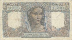 1000 Francs MINERVE ET HERCULE FRANCE  1946 F.41.14 pr.TTB