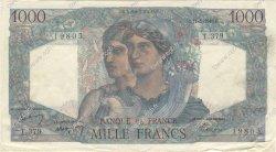 1000 Francs MINERVE ET HERCULE FRANCE  1948 F.41.19 TTB à SUP