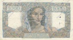 1000 Francs MINERVE ET HERCULE FRANCE  1948 F.41.19 TTB