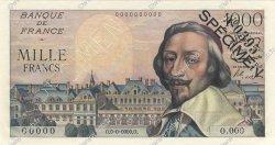 1000 Francs RICHELIEU FRANCE  1953 F.42.00s1 NEUF