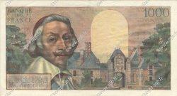 1000 Francs RICHELIEU FRANCE  1954 F.42.09 SUP+