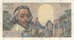 1000 Francs RICHELIEU FRANCE  1955 F.42.16 SUP+