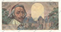1000 Francs RICHELIEU  FRANCE  1956 F.42.20 NEUF