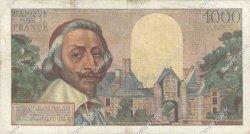 1000 Francs RICHELIEU FRANCE  1956 F.42.24 TB+
