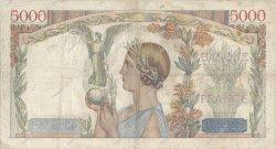 5000 Francs VICTOIRE Impression à plat FRANCE  1939 F.46.11 TB