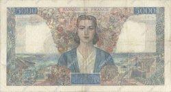 5000 Francs EMPIRE FRANÇAIS FRANCE  1945 F.47.27 TB