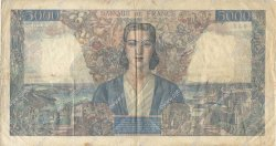 5000 Francs EMPIRE FRANÇAIS FRANCE  1946 F.47.51 TB+